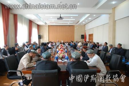 第42期新疆爱国宗教人士参观