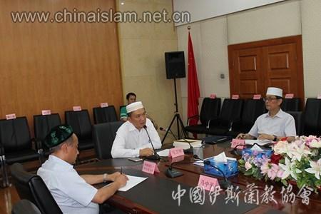 中国伊协举行斋月讲座活动